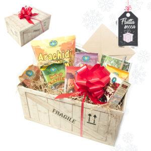 Christmas box FRUTTA SECCA